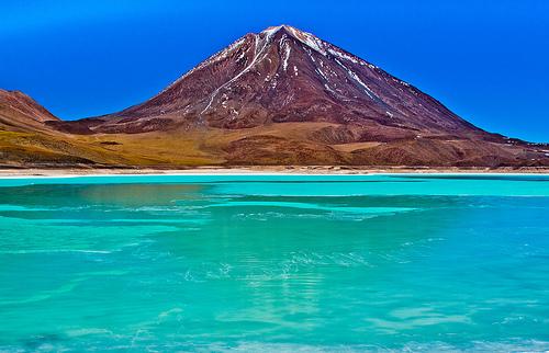 wenn ihr zu diesem Berge sagt: Heb dich und wirf dich ins Meer!