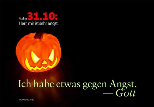 Reformationstag oder Halloween